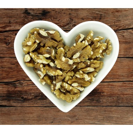 Light Walnut Halves & Pieces 400g
