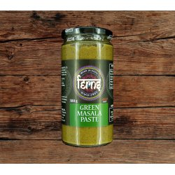 Green Masala Curry Paste 380g