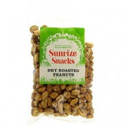 Dry Roasted Peanuts 150g