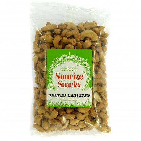 Salted Cashews 300g