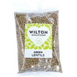 Lentils, Green 500g