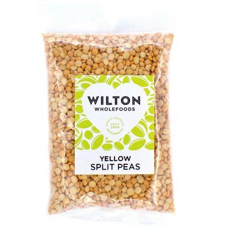 Peas, Yellow Split 500g