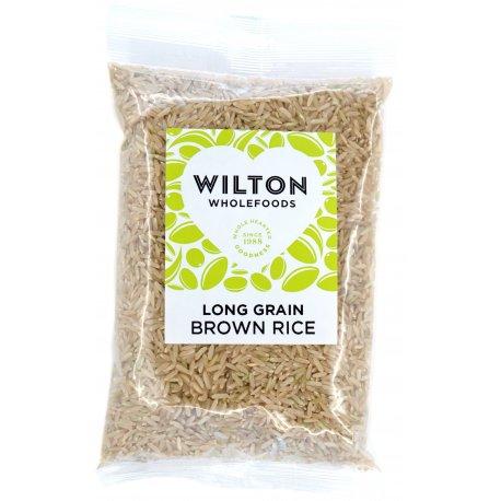 Long Grain Brown Rice 500g
