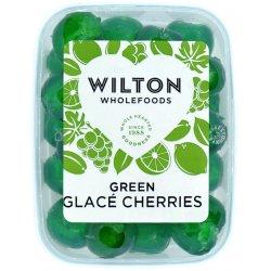 Green Glace Cherries 180g