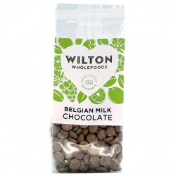32% Belgian Milk Chocolate 250g
