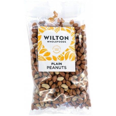 Plain Peanuts 400g