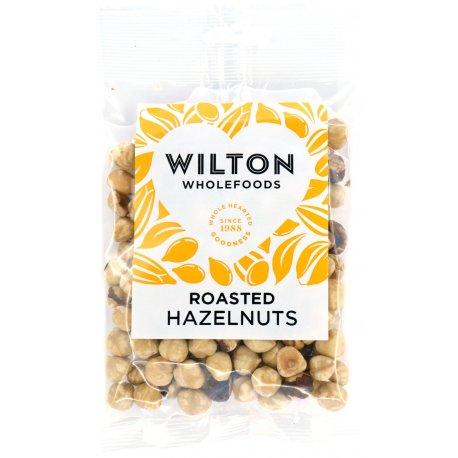 Roasted Hazelnuts 100g