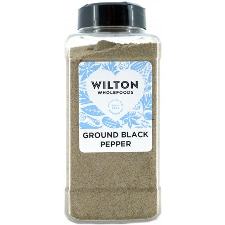Ground Black Pepper 500g TUB