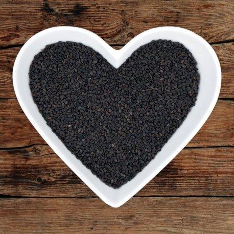 Black Sesame Seeds 1Kg