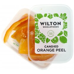 Candied Orange Caps 125g