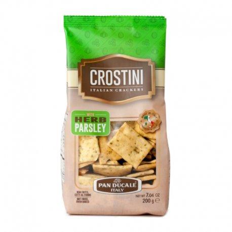Parsley and Garlic Crostini 200g