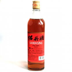 Shaohsing Rice Wine 600ml