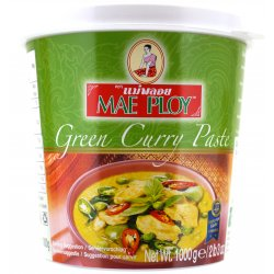 Green Thai Curry Paste 1Kg