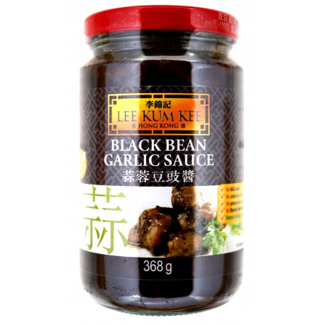 Black Bean and Garlic Sauce 368g