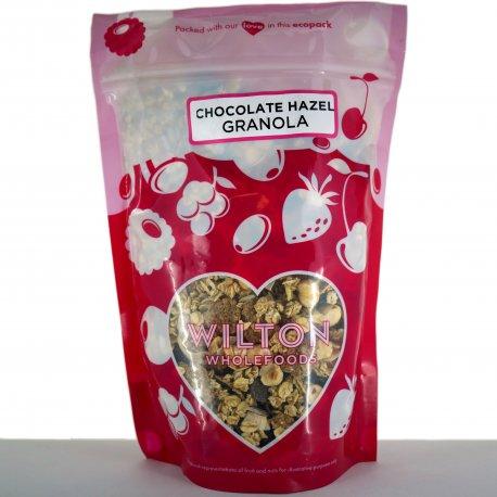 Chocolate and Hazelnut Granola 500g