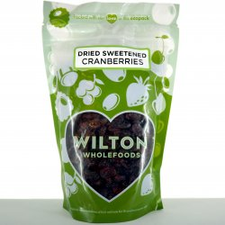 Dried Sweetened Cranberries 350g