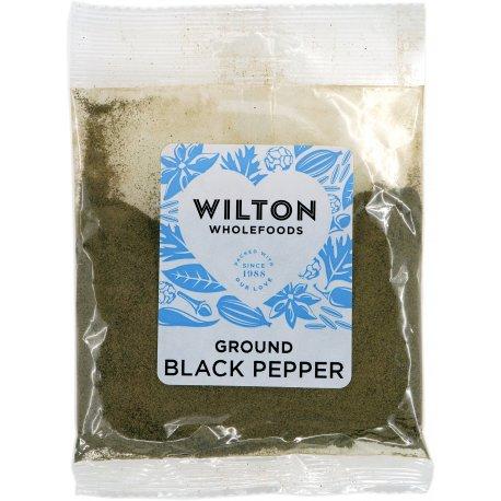 Ground Black Pepper 30g