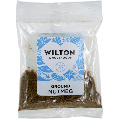 Ground Nutmeg 10g