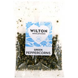 Green Peppercorns 20g