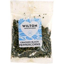 Cracked Black Peppercorns 30g