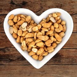 Dry Roasted Peanuts 1Kg