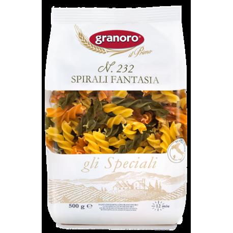 Spirali Fantasia 500g