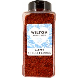 Aleppo chilli flakes 400g TUB