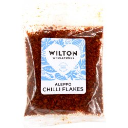 Aleppo chilli flakes 30g
