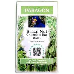 Dark Chocolate Bar, Brazil Nut 100g