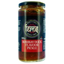 Bombay Duck Flavoured Pickle 380g