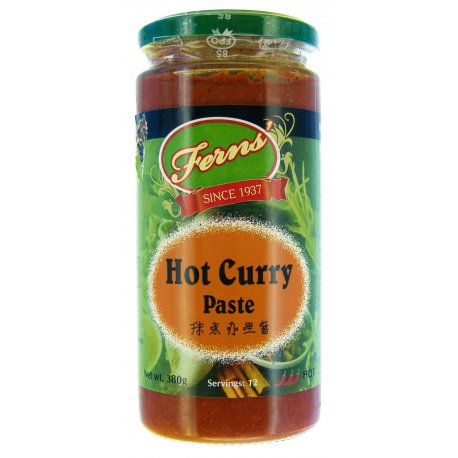 Hot Curry Paste 380g