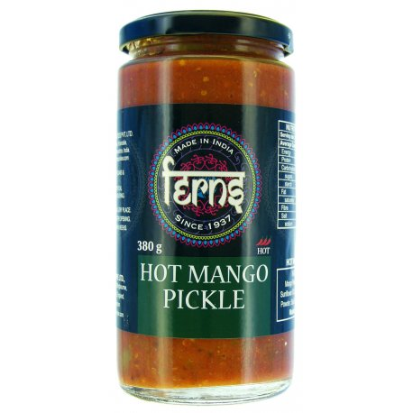 Hot Mango Pickle 380g