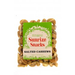 Salted Cashews 100g