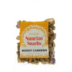 Honey Cashews 100g