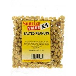 Salted Peanuts £1 (170g)