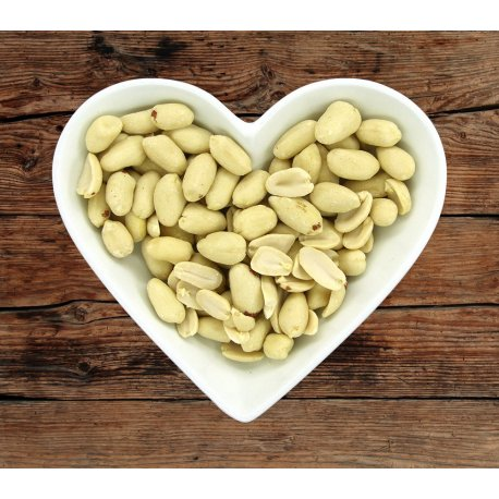Blanched Peanuts 25Kg