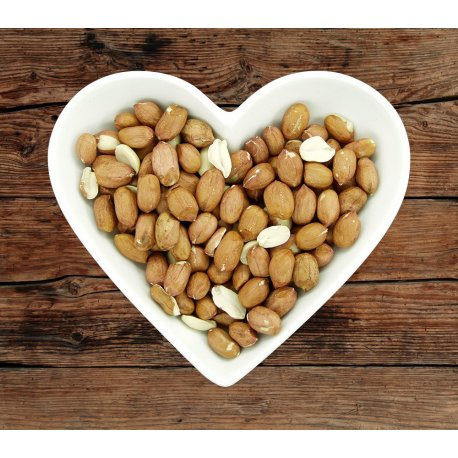Plain Peanuts 1Kg