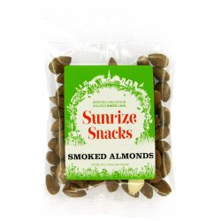 Smoked Almonds 80g