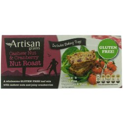Cashew & Cranberry Nut Roast Kit 200g