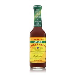 Ginger Chilli Sauce 280ml